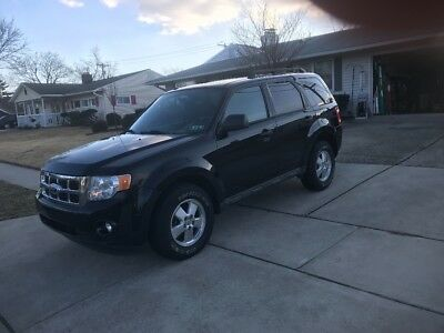 2011 Ford Escape XLT Excellent 2012 Ford Escape 4WD 2.5L 4 CYL