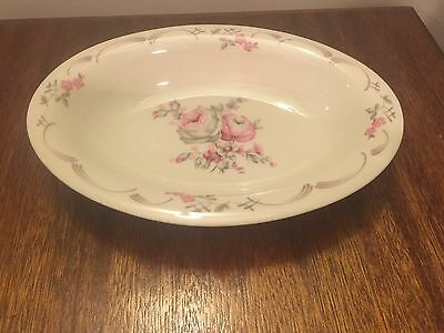 "Castleton USA Belrose Oval Vegetable Bowl(s)  10"" size"