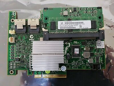 Dell H700 6Gb/s SAS SATA PCI-E Raid Controller  0XXFVX with 512MB Cache