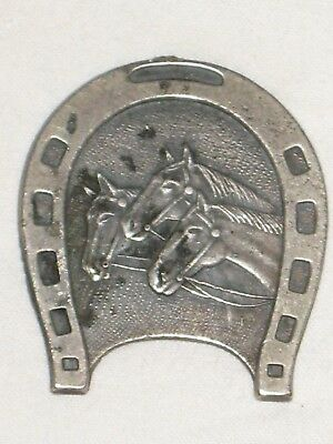 Vintage Horse Shoe Good Luck Token