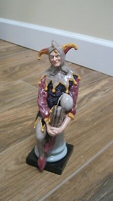 Royal Doulton HN 2016 The Jester Figurine