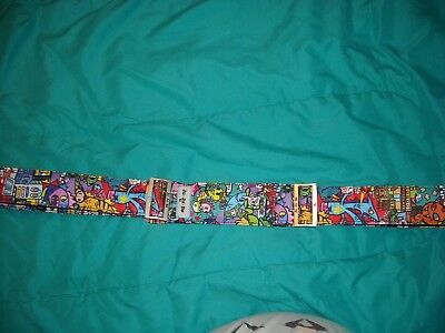 Jujube Tokidoki Kaiju City KJC Sold Separately Messenger Strap EUC