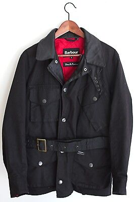 Barbour x Deus Ex Machina Niet Waxed Jacket (Men's Medium / M)
