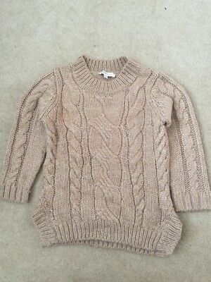 Witchery Girl's Brown Jumper Size 4