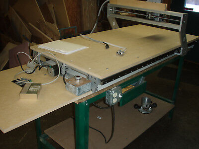 CNC router table  3 axis