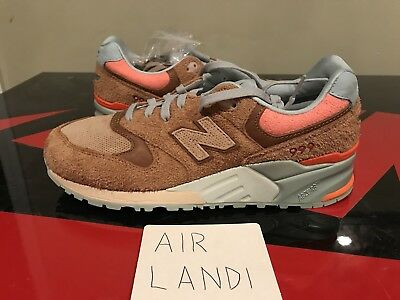 the best attitude eb758 df5ba NEW BALANCE ML999CML Camel Size 8 Slate Coral Packer Shoes