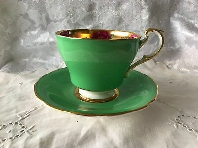 Paragon by Appointment Fine Bone China Teacup & Saucer Set Made in England