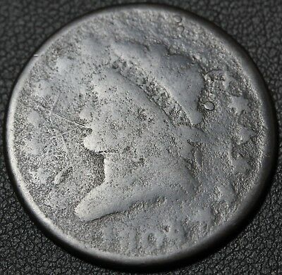 1809 Classic Head Large Cent - The Key Date!