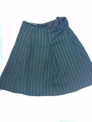 Methodist Ladies College school uniform MLC SKIRT SZ10 + MLC Pin FREE Shipping