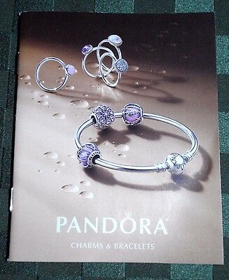 Pandora Charms And Bracelets Fall 2016 Collection Booklet Catalog