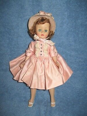 Vintage Madame Alexander Cissette Doll All Original Tagged Beautiful Lqqk!!!!