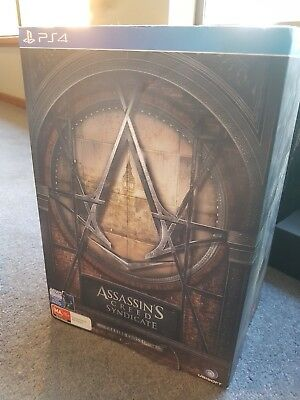 Assassins Creed Syndicate Charing Cross Edition Statue - PS4 Complete - Sealed