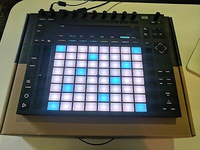 Ableton Push 2 USB MIDI Production Controller with Colour display