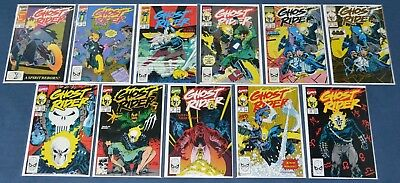 Ghost Rider (1990) #1-20~Complete Run~1st Danny Ketch~ 1st Deathwach~VF to NM