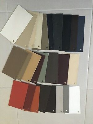 Genuine leather offcuts Leather Samples