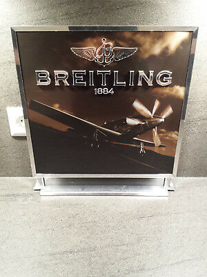 Breitling Watch Store, Dealer Display, Schaufensteraufsteller