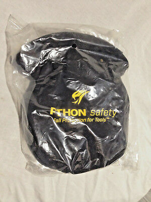 Riggers Pouch. Python Safety Parts Pouch - self closing with belt loops. 1500119