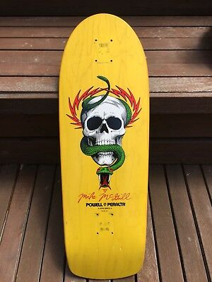 Powell Peralta Skateboard Mike Mcgill