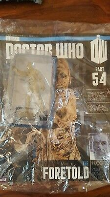 bbc doctor who figurine collection