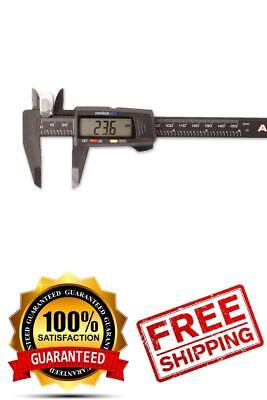 """Digital Caliper Stainless Steel Electronic LCD Micrometer Measuring 6"""" 150mm"""