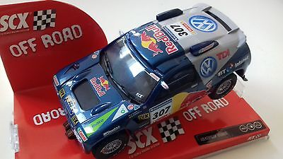 "SCX 62260 -OFF ROAD- Volkswagen Touareg ""Red Bull"" No.307 >Seltenheit< NEU / OVP"