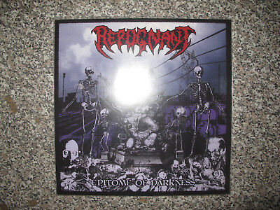 Repugnant – Epitome of Darkness- LP (clear!)