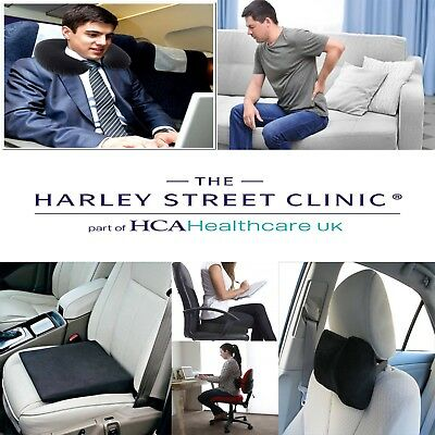 Harley Pillow Orthopedic Medical Back Neck Leg Ankle Support Pain Relief Cushion