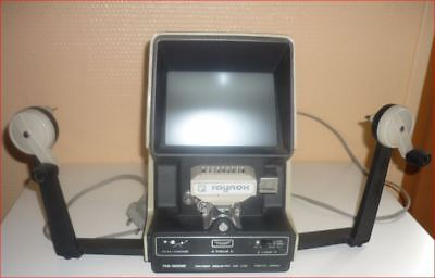 Ancienne Visionneuse Raynox RS 3000 FILM 8   -  SUPER 8