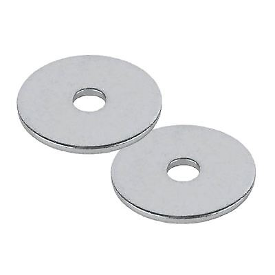 Steel Backing Washers for 6.4mm Blind Pop Rivets M6 x 25mm Bright Zinc Plated