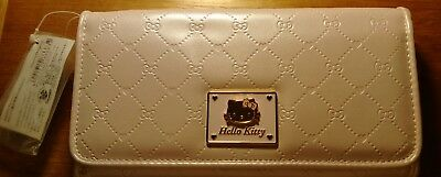 Sanrio Hello kitty purse/wallet- pink from Japan