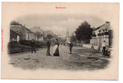 Pexonne Carte Postale De Collection