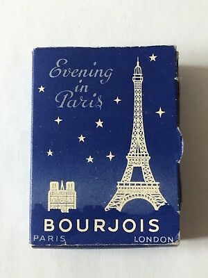 Bourjois an evening in paris dans sa boite d'origine