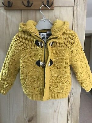 Baby Boys 12-18 Months Zara Jacket Coat