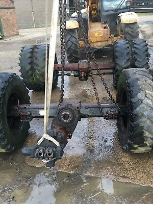 Tractor Zf Axles Digger