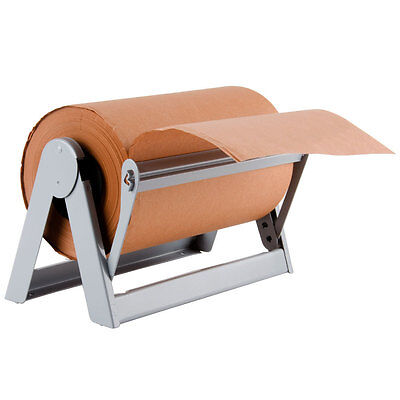 """12"""" Paper Cutter / Dispenser for Butcher, Gift Wrap and Kraft Roll Paper"""