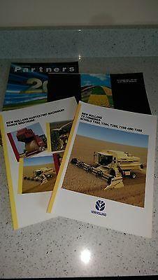 Ford New Holland Job Lot combine forager baler etc TX TF TC FX