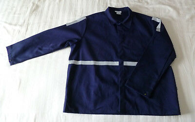 National Safety Apparel NSA Fire Resistant Reflective Jacket XL