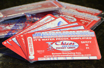 Chico Cards Pipefitter
