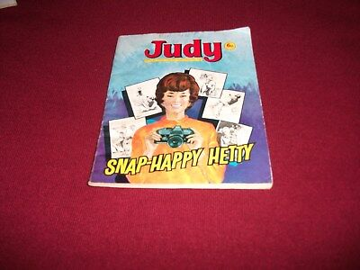 RARE JUDY PICTURE STORY LIBRARY BOOK from the early 1970's