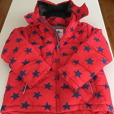 "Mini Boden Awesome Boys "" STAR"" Jacket Size 13-16 years. EXQUISITE!! NEW"