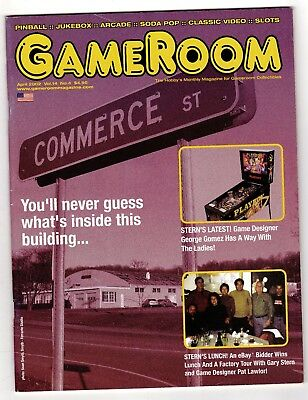 The Game-room(Game Room) Magazine/April 2002/Slot Machines-Collectables