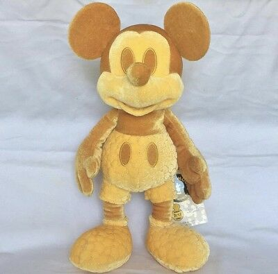 Mickey Mouse Memories Limited Edition February 2018 Plush Bear BNWT