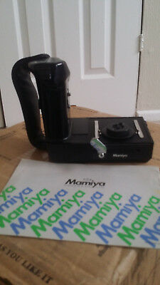 Power Winder/Motor for Mamiya 645 1000S and Previous models. Untested