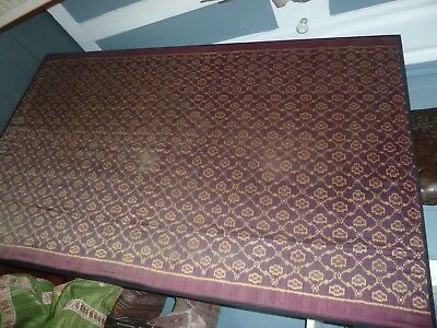 Wonderful antique Cambodian Ikat