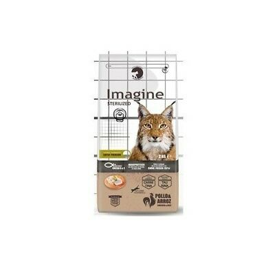 Pienso IMAGINE CAT STERILIZED para gatos adultos esterilizados