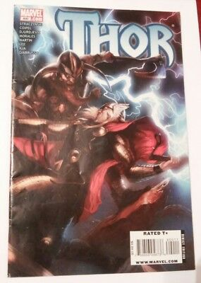 Thor #600 giant size issue Marvel 2009 FN- P&P Discounts