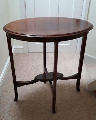 Edwardian occasional table