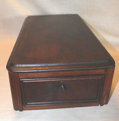 Vintage Sewing Table Drawer or Dresser Drawer.  Hand Cut Dovetail Joints