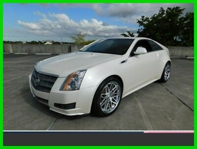 2011 Cadillac CTS Base Coupe 2-Door 2011 Used 3.6L V6 24V Automatic Rear Wheel Drive Coupe OnStar Bose