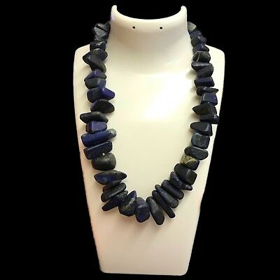 Ancient Authentic Romano - Egyptian Lapis Lazuli Necklace 200 Ad (6)